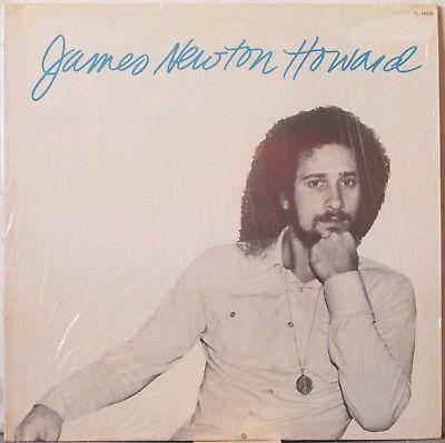 JAMES NEWTON HOWARD s t LP Rare Prog Rock ala Emerson        on Tiger Lily w Diff Track