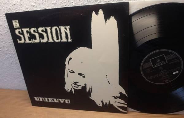 Session   Unikuva LP 1974 FINLAND PROG  HYPER RAR  1ST PRESS