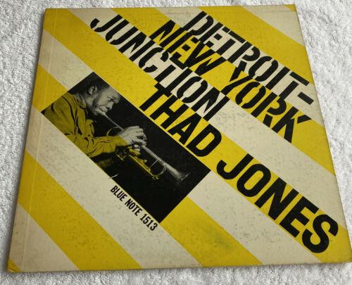 THAD JONES   DETROIT NEW YORK JUNCTION    LP BLUE NOTE 1513 VINYL LEXINGTON