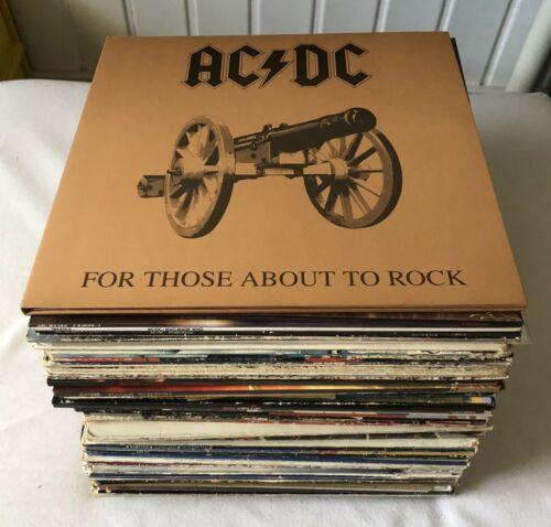 Sammlung Vinyl   LP Heavy Metal  Hard Rock   Rock  Krautrock 70 stk  12    LP