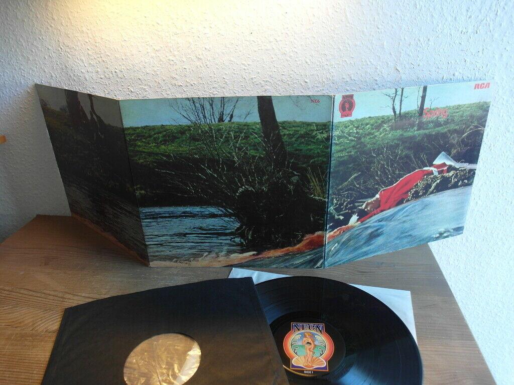 SPRING UK RCA Neon NE6 1971 1st pressing MINT LP Superb Prog Masterpiece
