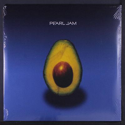 PEARL JAM  Pearl Jam  avocado  LP Sealed  2 LPs  booklet  rare Rock   Pop