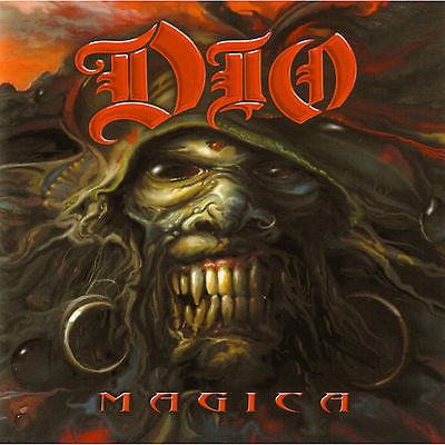 HARD METAL  DIO MAGICA  ORIGINAL  ITALIAN VINYL LP GATEFOLD COVER
