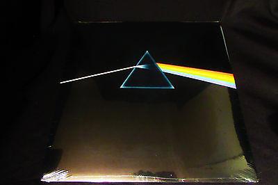 FACTORY SEALED  LP   POSTERS  DARK SIDE OF THE MOON  PINK FLOYD Prog Psych GEM