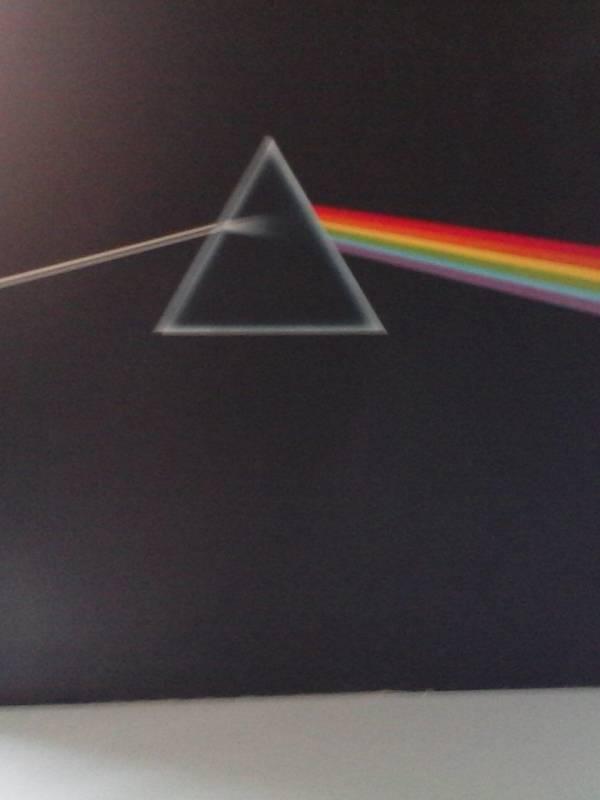 Pink Floyd Dark Side Of The Moon Vinyl 1st Uk Press 1973