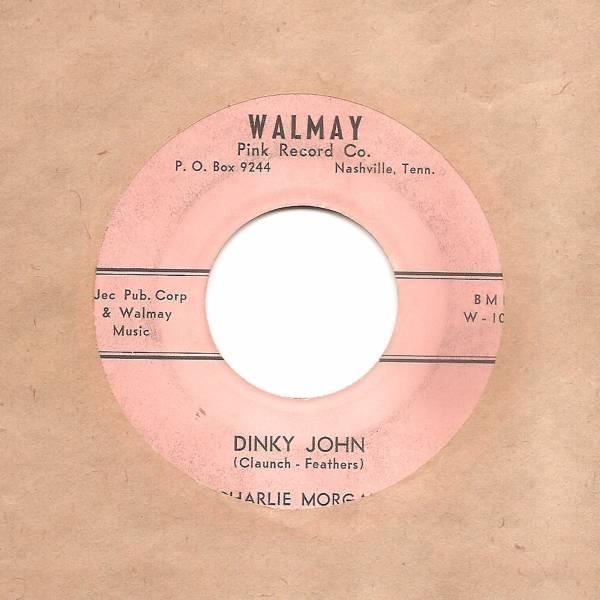 Charlie Feathers Dinky John Walmay 101 7 Rare  Rockabilly  Meteor  Kay