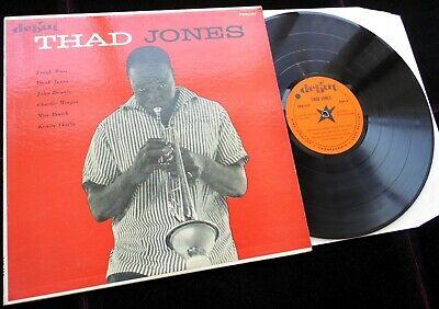 Thad Jones   Max Roach   Charlie Mingus   Original US Debut DEB 127 Mono LP