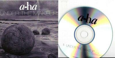 A HA Under The Make Up 2015 UK 1 track promo CD