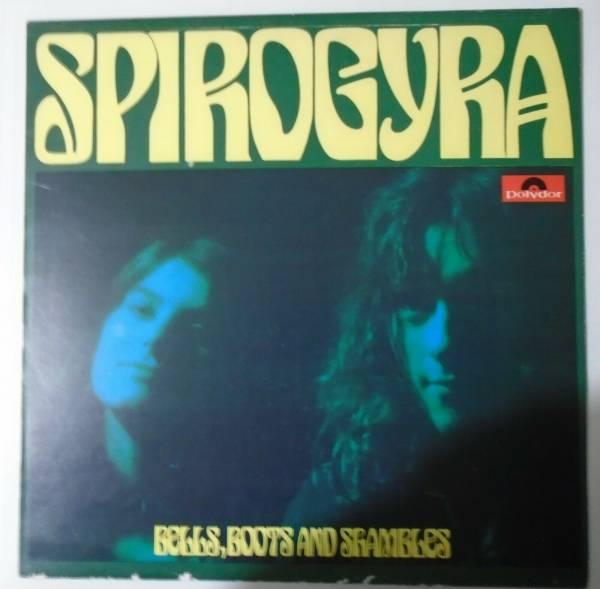 SPIROGYRA Bells Boots And Shambles Rare 1973 Vinyl LP in Ex Condition 2310 246