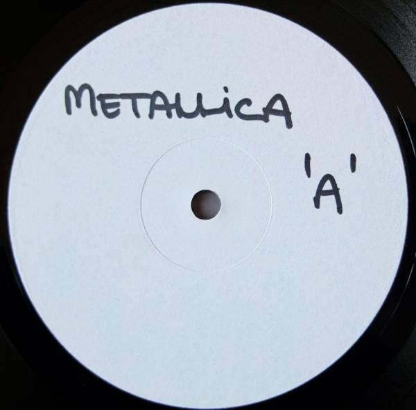 METALLICA RIDE THE LIGHTNING RARE TEST PRESSING LP MFN 27  1984  MINT UK