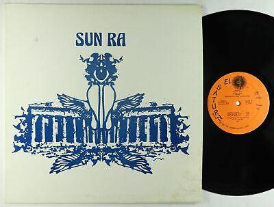 Sun Ra   Monorails And Satellites Vol  II LP   El Saturn   Rare Jazz  VG
