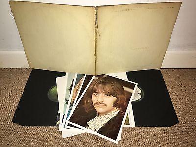 THE BEATLES White Album LP Apple 1968 Mono UK 1st Press