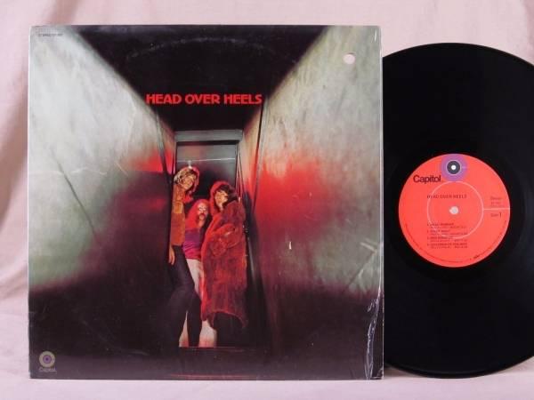 HEAD OVER HEELS 1971 MI HEAVY Psych BLUES Power Trio DEMO LP in shrink HEAR IT