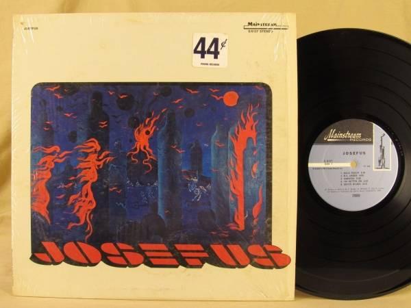 JOSEFUS 1970 Texas HEAVY Blues PSYCH Guitar LP Clean ORIGINAL IN SHRINK Hear It