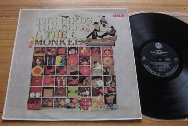 MONKEES   Birds Bees   The Monkees LP   1968 TRUE MONO  Australia   PSYCH   POP