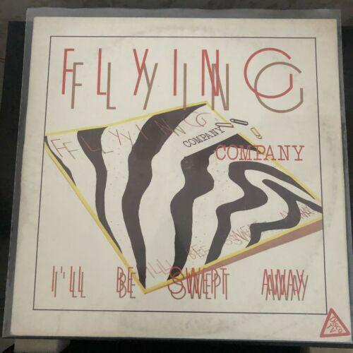 Flying        I ll Be Swept Away   Vinile 12    MAXI SINGLE 45 Giri ITALO DISCO  1985