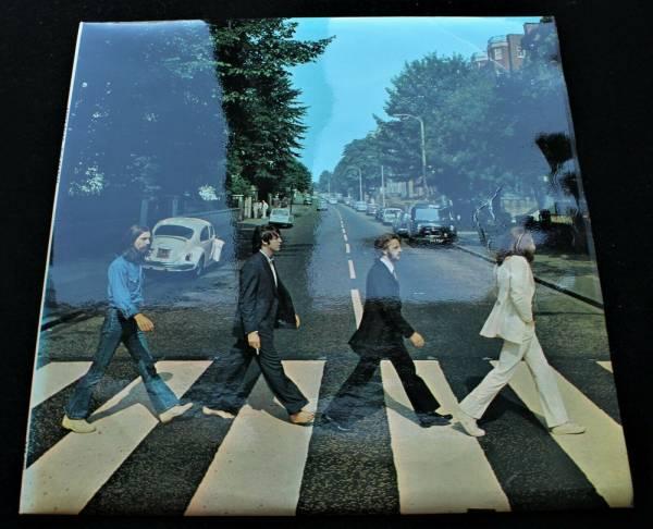 BEATLES Abbey Road UK 1st Pressing MISALIGNED Apple cover MINT  Superb LP