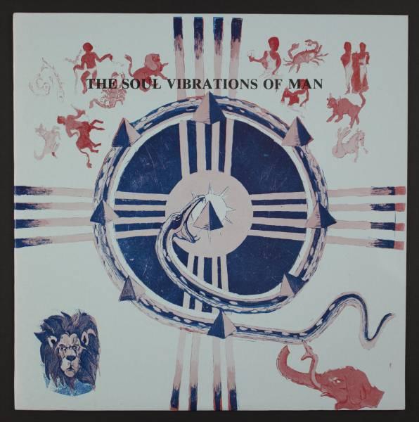 SUN RA The Soul Vibrations Of Man LP El Saturn 771 Rare Cosmic Jazz Original M