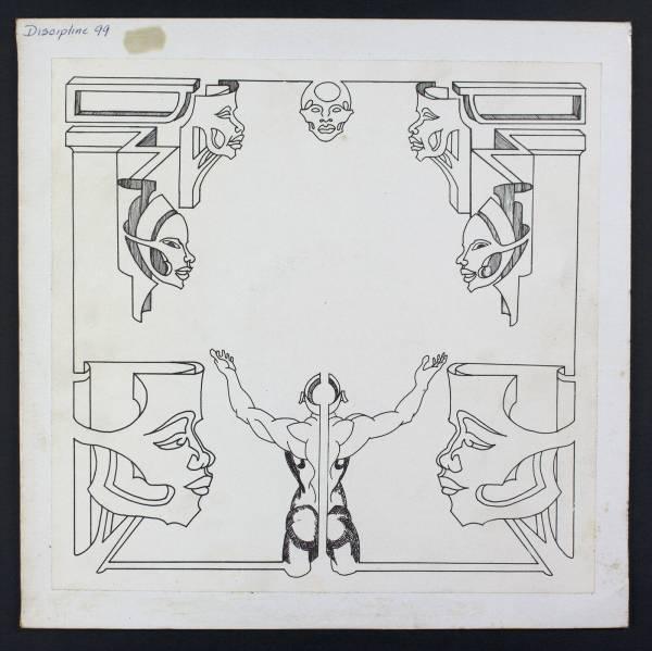 SUN RA Out Beyond The Kingdom Of LP El Saturn 61674 Rare Cosmic Jazz Original M