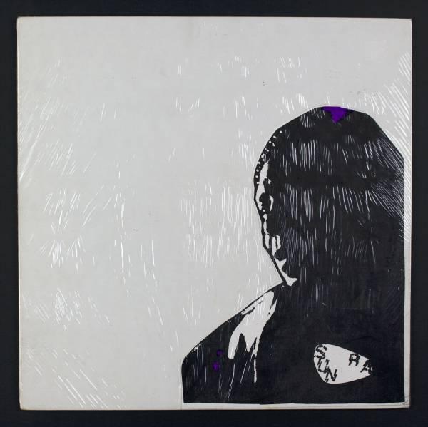 SUN RA Sleeping Beauty LP Saturn 79 Rare Cosmic Jazz Original Paste On Art M