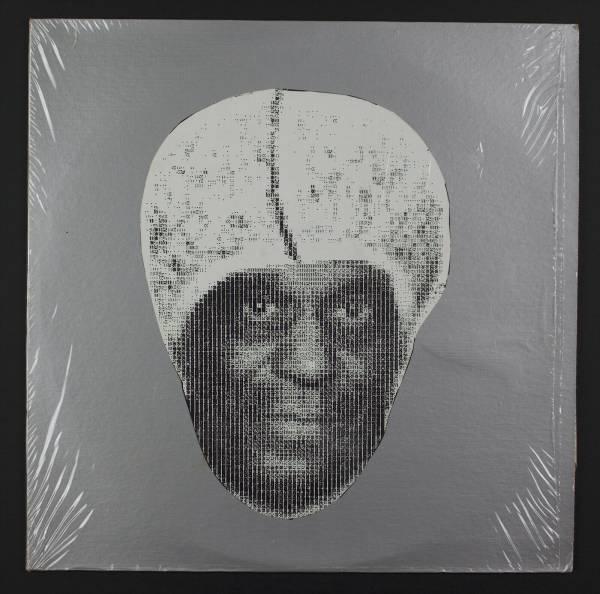 SUN RA Disco 3000 LP El Saturn 78 Rare Cosmic Jazz Original Paste On Art M