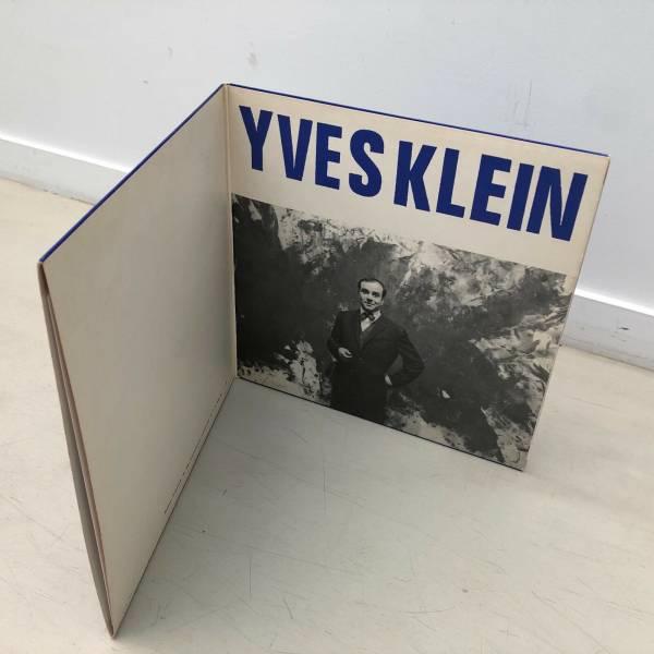 Yves Klein Conf  rence    la Sorbonne  3 Juin 1959  Very rare 2lp   s  Top condition