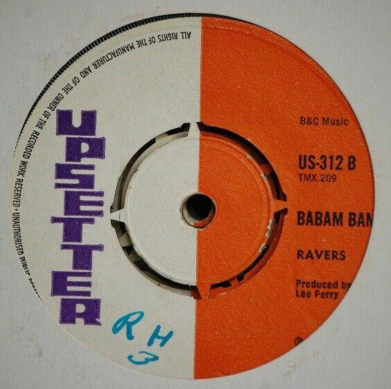 7    Skinhead Reggae     Upsetter     1969   The Ravers     Babam bam