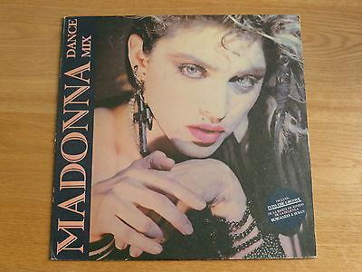 Madonna   Dance Mix EP   Rare Original 1985 Argentina Pressing Vinyl 83961 WEA