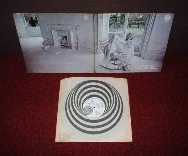 NIRVANA Local Anaesthetic LP 1971 VERTIGO 1st Press   AMAZING PROG RARITY