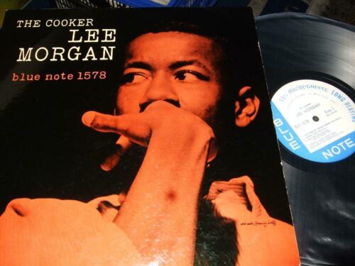 LEE MORGAN   THE COOKER LP 1958 BLUE NOTE DEEP GROOVE BLP 1578 USA