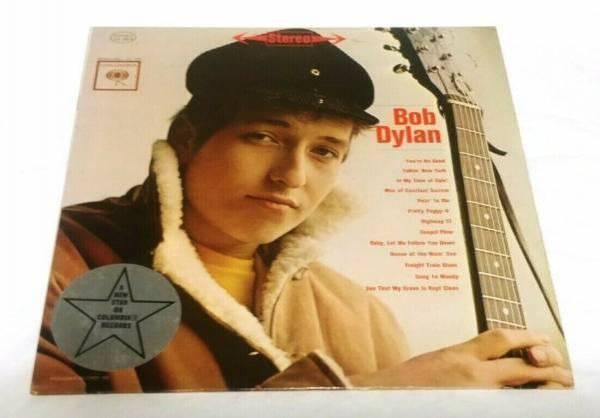 BOB DYLAN 1st ALBUM INSANELY RARE ORIG  62 COLUMBIA 6 EYE STEREO LP 1E DEMO