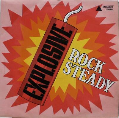 RARE 1968 EXPLOSIVE ROCKSTEADY