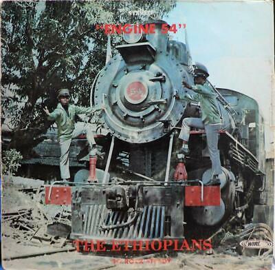 VERY RARE 1968 THE ETHIOPIANS   ENGINE 54