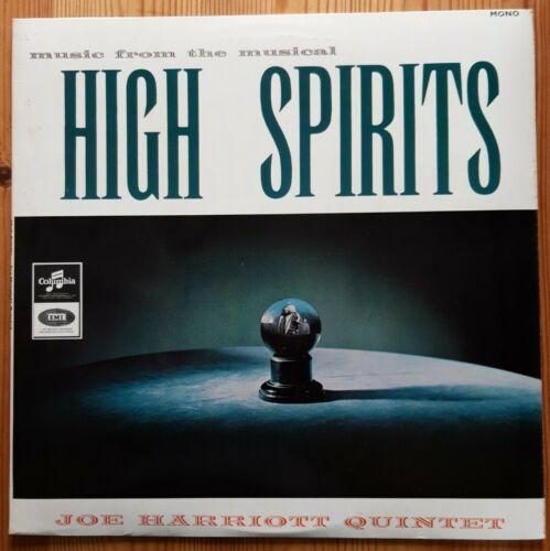 High Spirits Soundtrack  Joe Harriott  Vinyl 33SX 1692  Factory Sample  1U