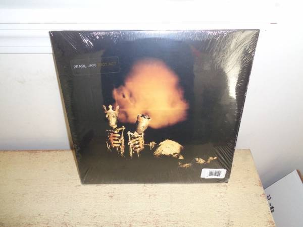 Pearl Jam RIOT ACT US 2LP Sealed Original Vedder Soundgarden