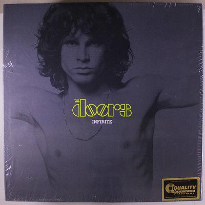 DOORS Infinite LP Sealed 12 LP box set 200 gram pressings features all six