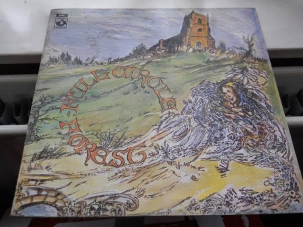 FOREST   FULL CIRCLE 1st UK 1970 1st UK Press Harvest EX LP Folk psych COMUS