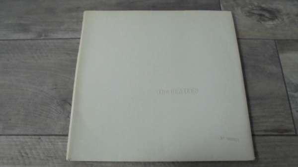 The Beatles   White Album 1968 UK DOUBLE LP APPLE MONO 1st COMPLETE