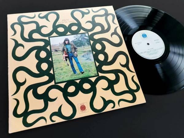 RICK HAYWARD s t UK LP 71 Blue Horizon  MINT   RARE Acid Folk   Textured Sleeve