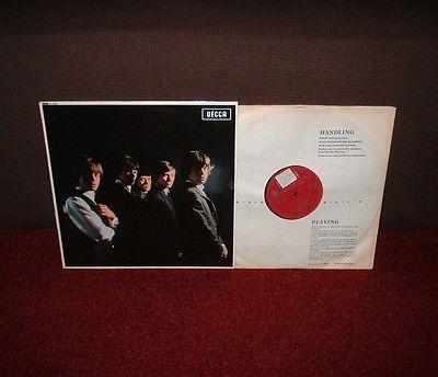ROLLING STONES 1st LP 1964 Decca MONO  SUPERB   BLUE DECCA   SAMPLE COPY
