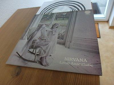 NIRVANA LOCAL ANAESTHETIC LP ORIG UK 1971 MINT SWIRL VERTIGO MONSTER PROG