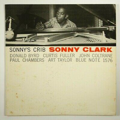 Sonny Clark  Sonny s Crib  Jazz LP Blue Note BLP 1576 47 W 63rd NY 23 Mono DG
