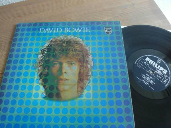 DAVID BOWIE same PHILIPS UK LP Mint 1969 ORIGINAL Space Oddity