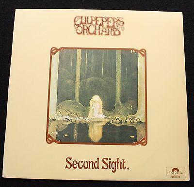 CULPEPER S ORCHARD Second Sight Denmark Polydor 1972 MINT    LP Danish Prog