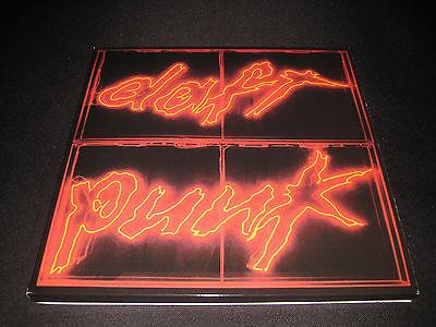 DAFT PUNK 5 LP Vinyl 2001 Box Set Records  Homework   Alive 1997   Discovery