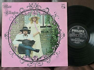 MARC ELLINGTON   HARSH REALITY s t 1st UK LP 1969 ACID FOLK PSYCH psychedelic