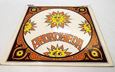 ANDROMEDA PROG  PSYCH ROCK Andromeda SelfTitled Vinyl LP RCA Victor  S22