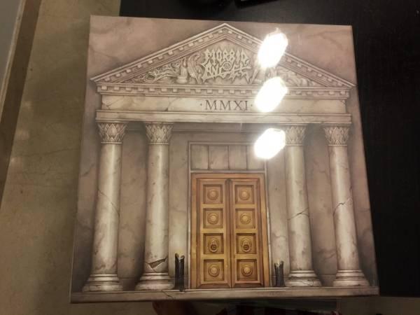 MORBID ANGEL  MMXI Boxset 4 VINYL SET LIM 100 SEALED MEGA RARE death