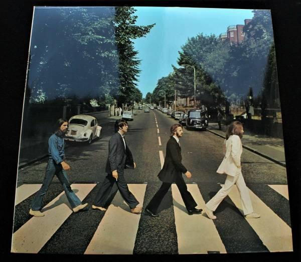BEATLES Abbey Road UK Apple 1969 1st pressing  MINT   Psych LP