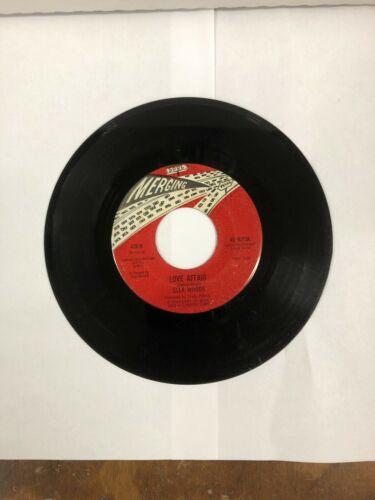 ELLA WILLIAMS I NEED YOUR LOVE Love Affair VINYL 45 RPM  7    SOUL VG Merging Funk